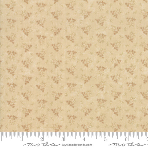 Milestones - Kansas Trouble - Tonal Tan - Balance - 9615-11 - Fabric is sold in 1/2 yard increments