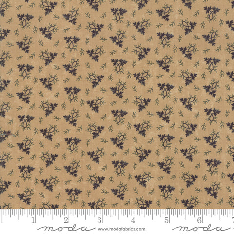 Milestones - Kansas Trouble - Tan - Balance - 9615-21 - Fabric is sold in 1/2 yard increments