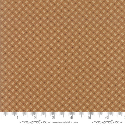Milestones - Kansas Trouble - Gold - Woven Memories - 9616-12 - Fabric is sold in 1/2 yard increments