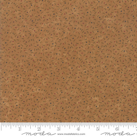 Milestones - Kansas Trouble - Gold - Ups N Down - 9617-12 - Fabric is sold in 1/2 yard increments