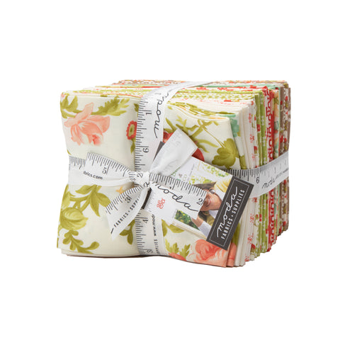Scarlet Sage Fat Quarter Bundle - Fig Tree - 20360AB
