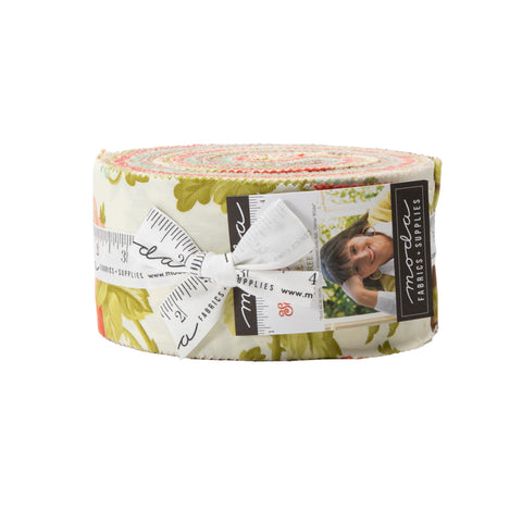 Scarlet Sage Jelly Rolls - Fig Tree - 20360JR