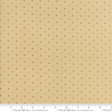 New Hope - Cream Spaced Dots - Jo Morton - 38036-11