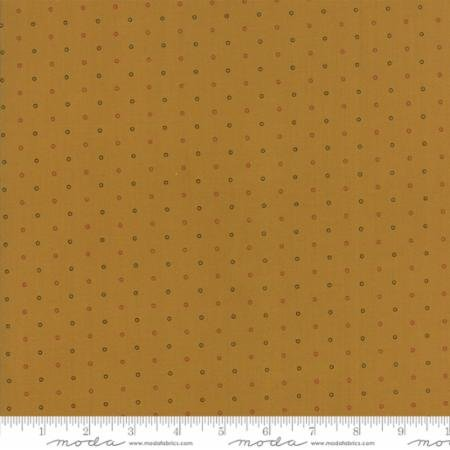 New Hope - Gold Spaced Dots - Jo Morton - 38036-15