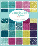 Longitude Batik Layer Cake - Kate Spain - 27259LC