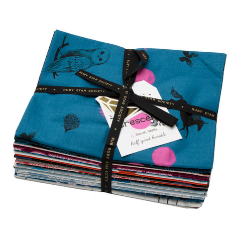 Crescent Half Yard Bundle - Ruby Star Society - RS2001-HY
