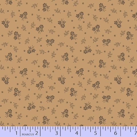 Cheddar and Friends - Antique Cotton - R17-7912-0188