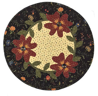 "Cut Flowers Kit - Kansas Trouble - 17"" Round"