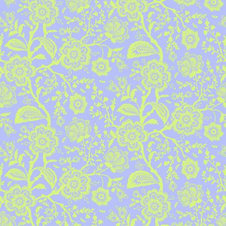 Pinkerville - Tula Pink - Delight - Day Dream - PWTP132-DAYD - Fabric is sold in 1/2 yard increments