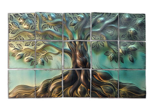 Large Tree of Life Mural product_type Natalie Blake Studio Shop