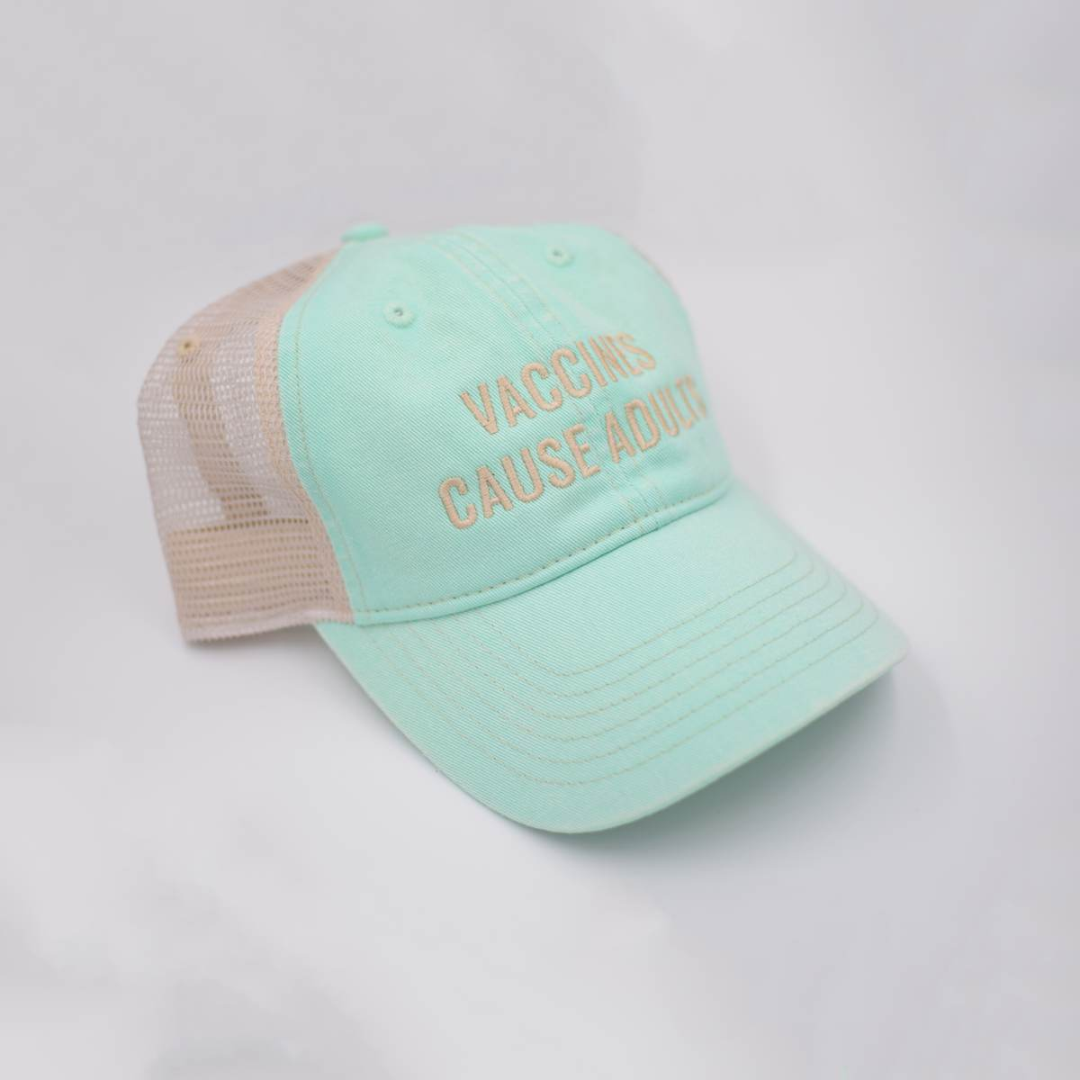 Vaccines Cause Adults Trucker Hat