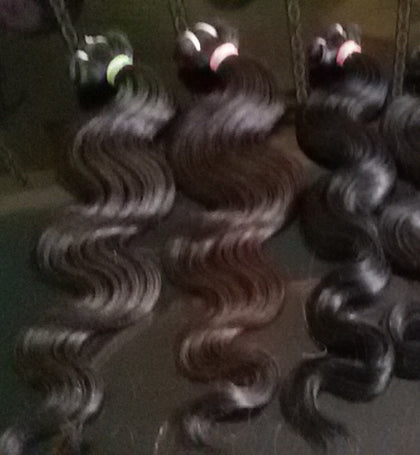 "10"" 12"" 14""  inches Bodywave hair 3 bundles deal"
