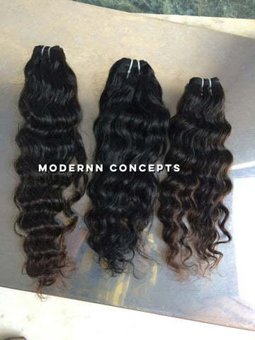 "10"" 12"" 14"" inches Curly hair 3 bundles"