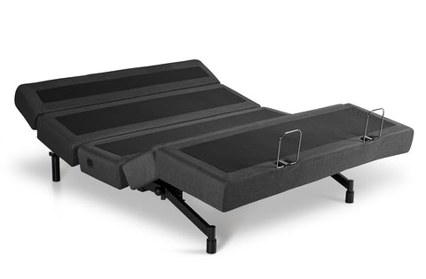 Rize Contemporary II adjustable bed offers increased support for your back, wherever it's most needed.