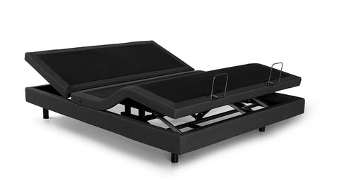 Rize Cresta adjustable bed offers increased support for your back, wherever it's most needed.