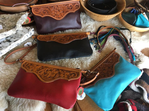 Cow Girl Clutches