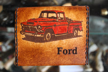 Ford Etched Tri-fold Wallet