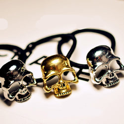 Cool Skull Hair Tie