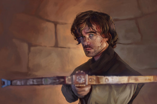 Tyrion Lannister Game of Thrones Poster