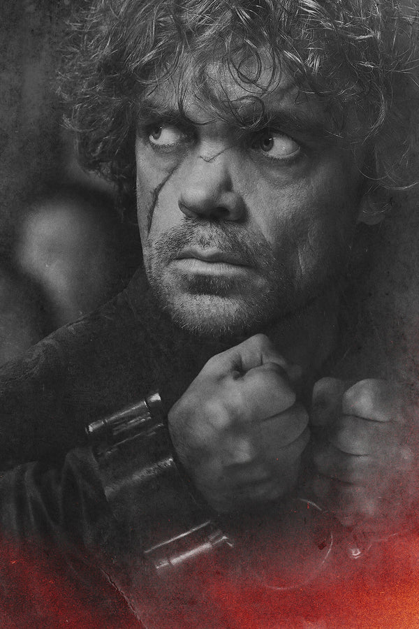 Tyrion Lannister Game of Thrones Fan Poster
