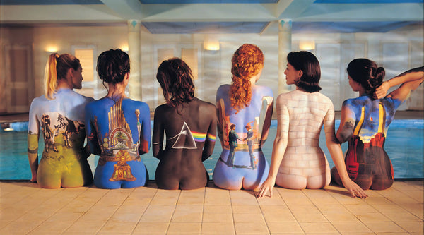 Pink Floyd Back Catalogues Dark Side of the Moon Poster 36x20 inches