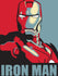 Iron Man Comic Movie Art Poster