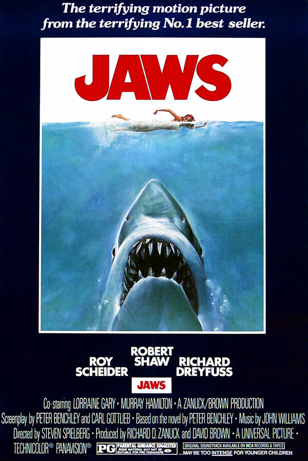 Revolution Jaws Poster