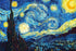 Starry Night by Vincent Van Gogh Print Poster