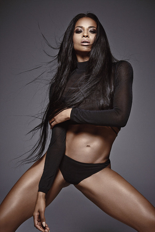Ciara Sexy Hot Girl R&B Hip Hop Music Singer Poster