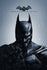 The Dark Knight Batman Arkham Poster