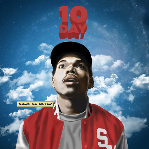 Chance the Rapper Music Star Fan Poster