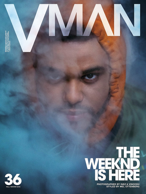 The Weeknd Singer Hot Music Poster