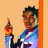 Kodak Black Rapper Music Rap Hip Hop Art Poster