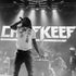Chief Keef Rapper Black and White Poster