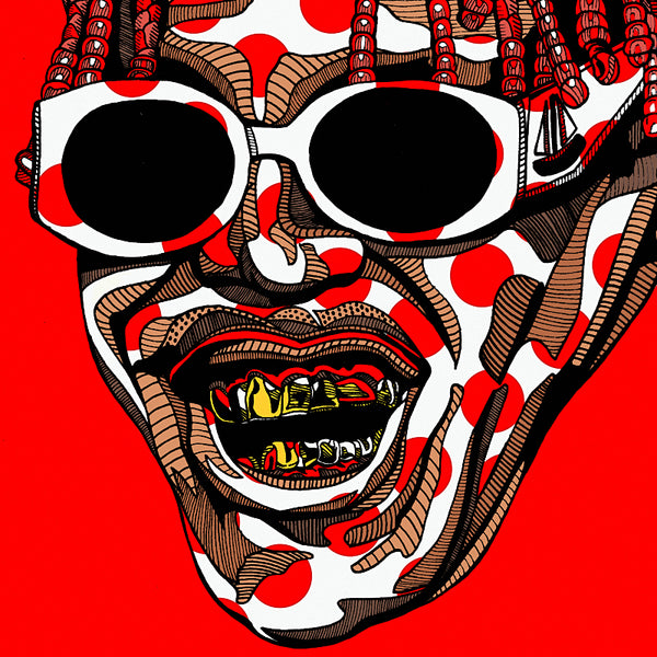 Lil Yachty Fan ART Rapper Poster