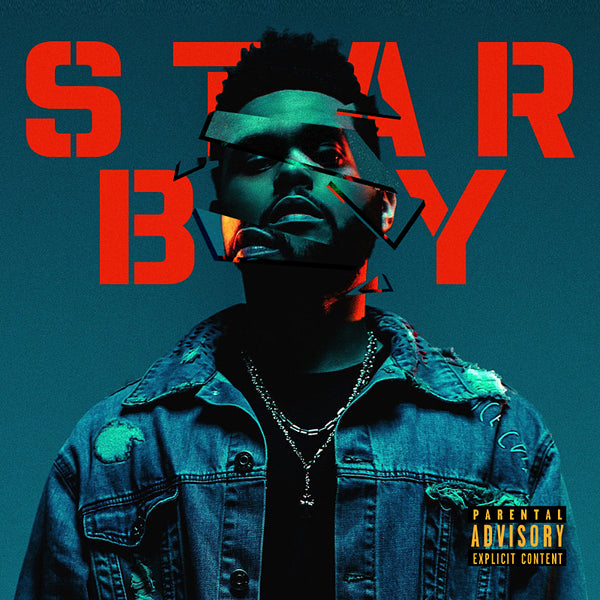 The Weeknd Star Boy Poster