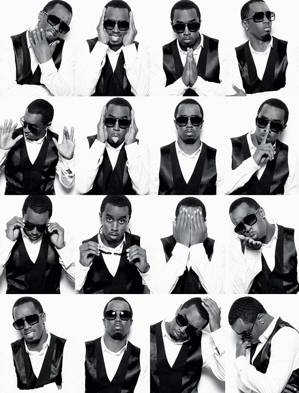 Mix Diddy Sean Combs Poster