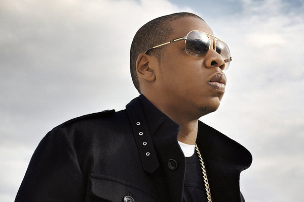 Jay Z in Sunglass Poster
