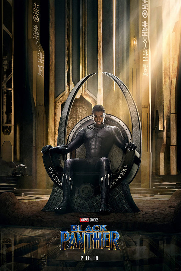 Black Panther Great Poster