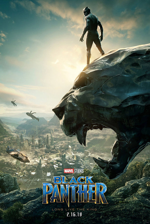 Black Panther World Poster