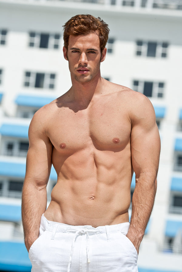 William Levy Muscular Hot Poster