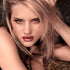 Rosie Huntington Face Poster