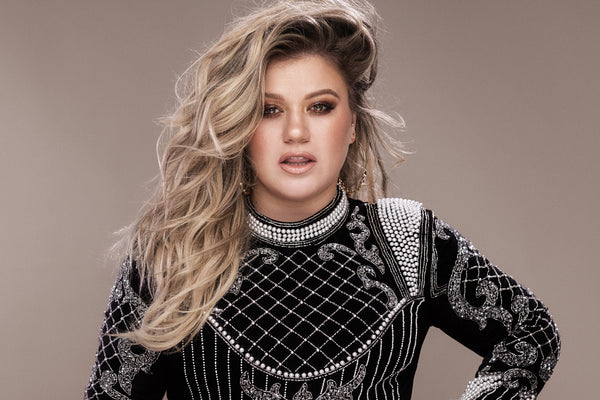 Kelly Clarkson Music Poster