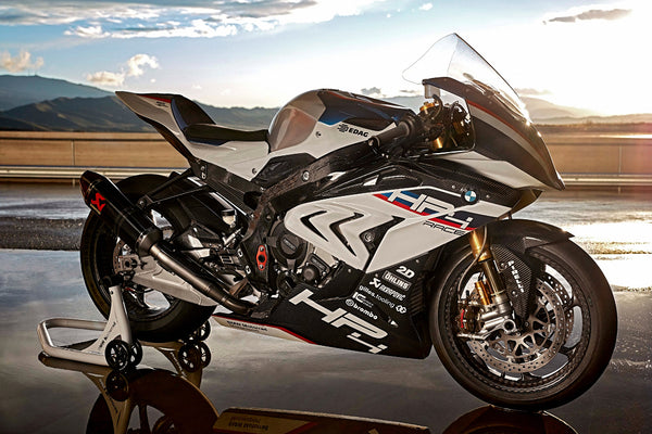 BMW H4 Race Superbike Poster