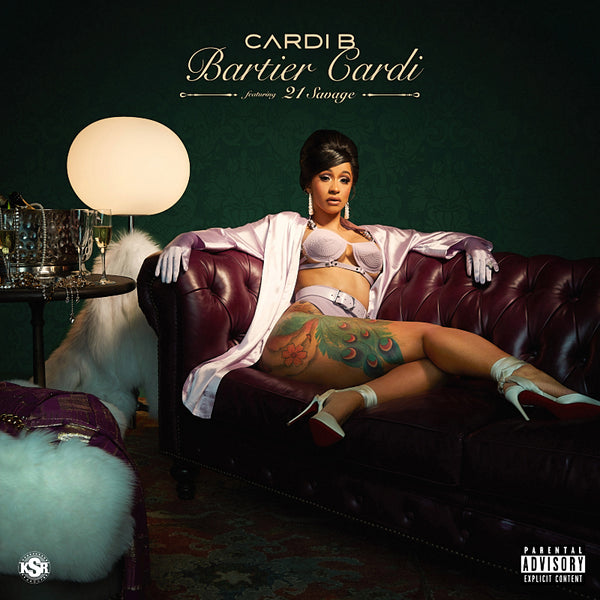 Cardi Sexy Hot Poster