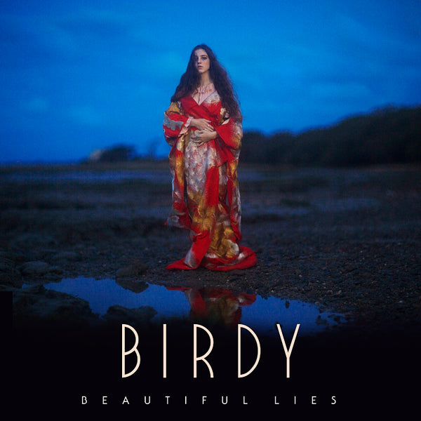 Birdy Beautiful Lies Poster