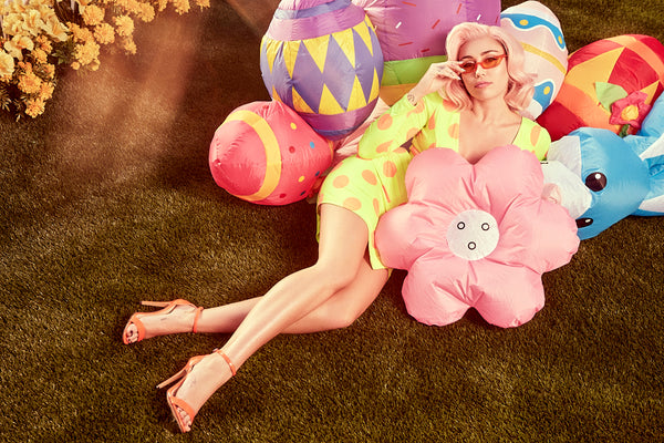 Miley Cyrus Easter Poster