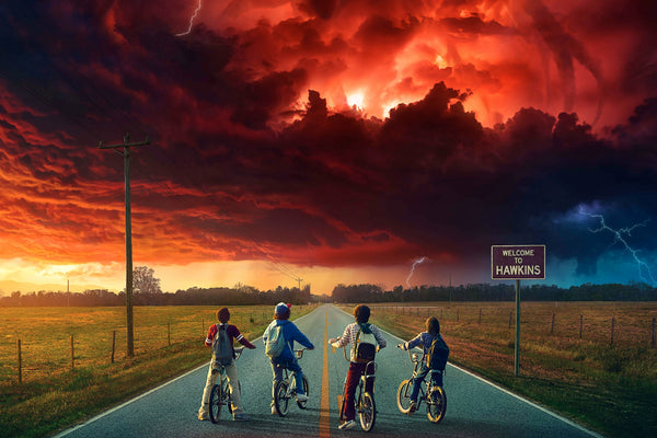 Stranger Things Big Poster