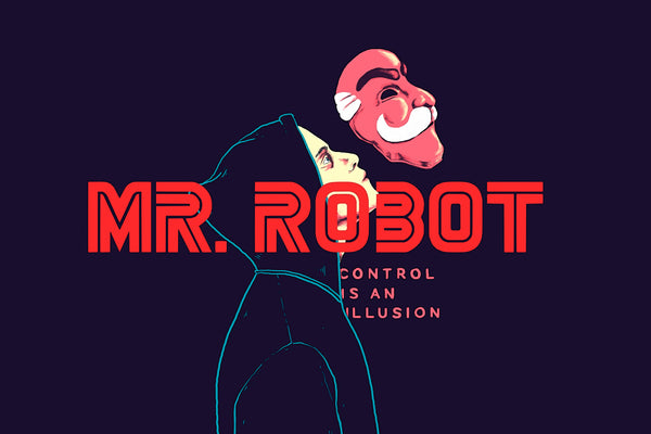 Mr Robot Movie Poster