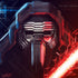 Kylo Ren Star Wars Mask Fan Art Poster